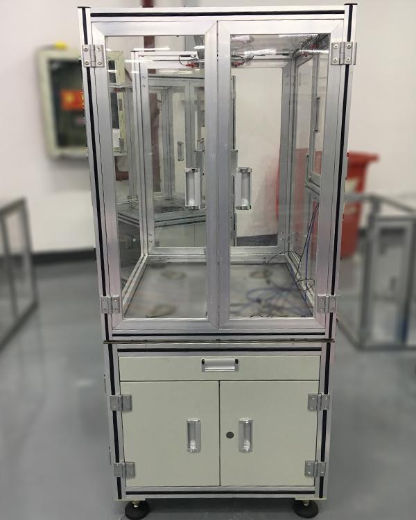 型材自动化机架