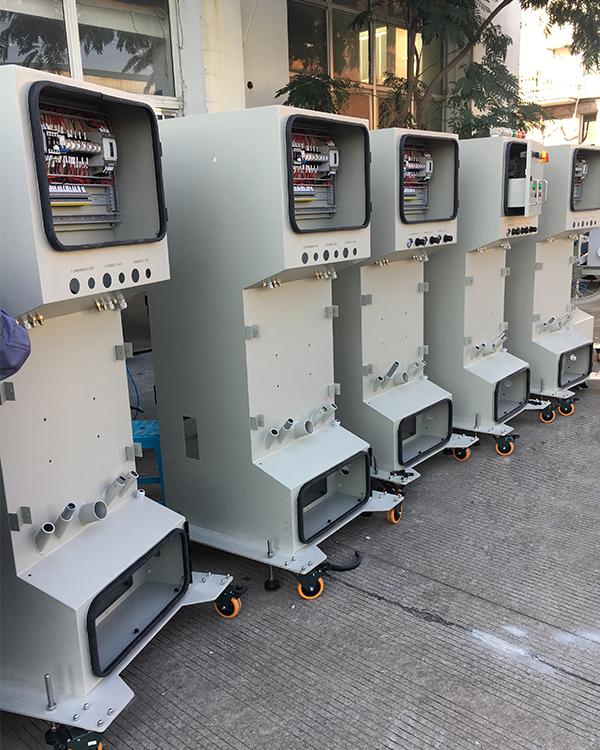 静电喷粉机机柜