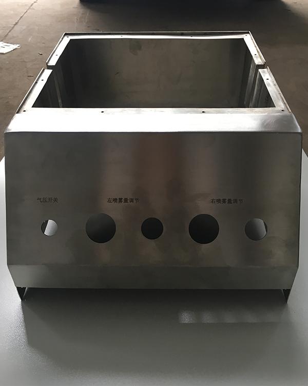 喷雾机不锈钢机壳