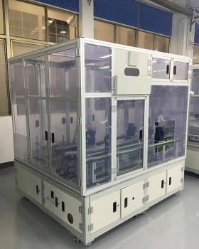 型材自动化机架组装加工