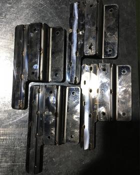 镜面不锈钢钣金件